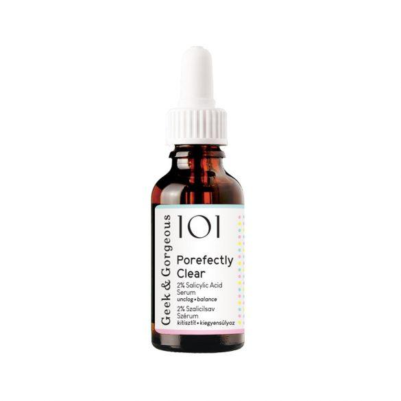 Geek&Gorgeous 101 Porefectly Clear 2% Salicylic Acid Serum 30 ml