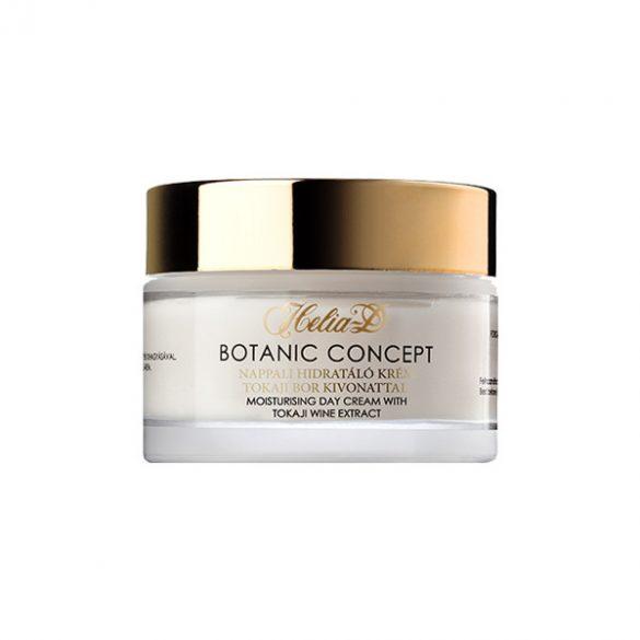 Helia-D Botanic Concept Moisturising Day Cream with Tokai Wine Extract Dry / Extra Dry