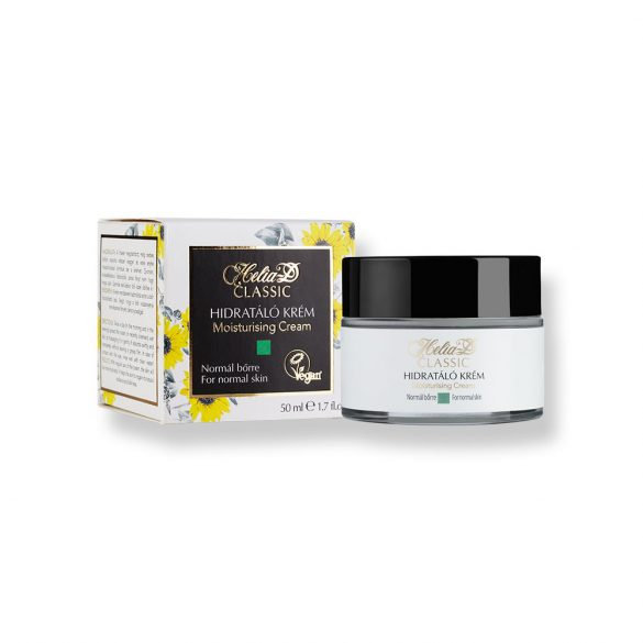Helia-D Classic Moisturizing Day Cream for Normal Skin