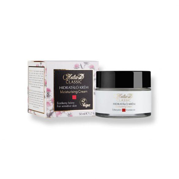 Helia-D Classic Moisturizing Cream For Sensitive Skin 50 ml
