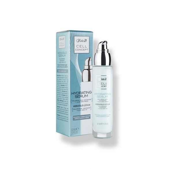 Helia-D Cell Concept Hydrating Serum For Normal/Combination Skin 35+