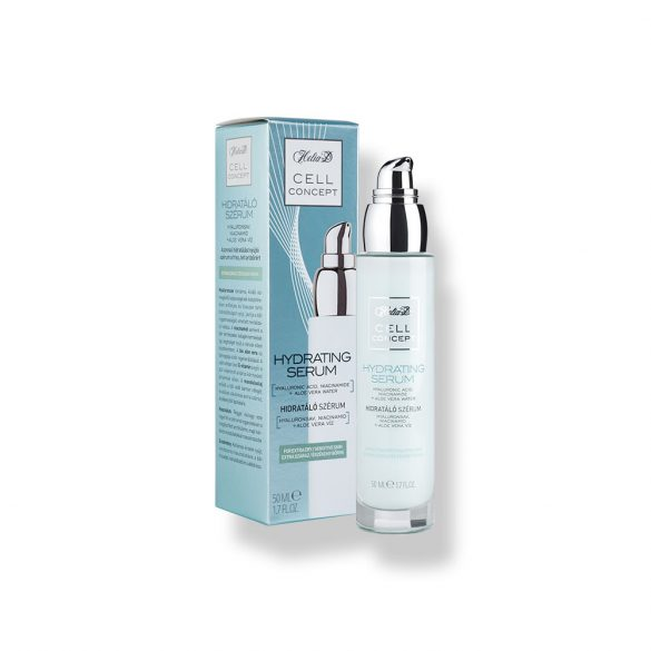 Helia-D Cell Concept Hydrating Serum For Extra Dry / Sensitive Skin 35+