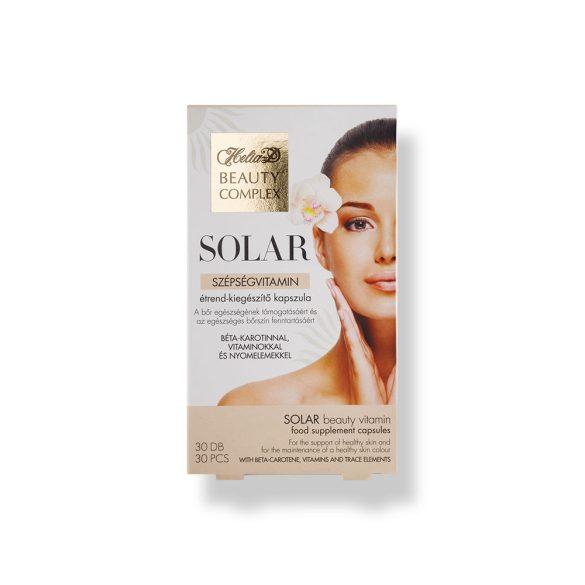 Helia-D Beauty Complex Solar beauty vitamin food supplement capsules 30 pcs