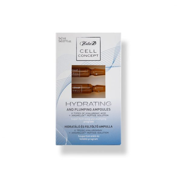Helia-D Cell Concept Hydrating and Plumping Ampoules 5x2 ml