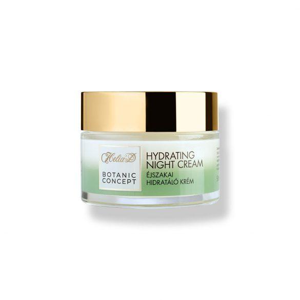 Helia-D Botanic Concept Hydrating Night Cream With Tokaji Wine Extract 50 ml