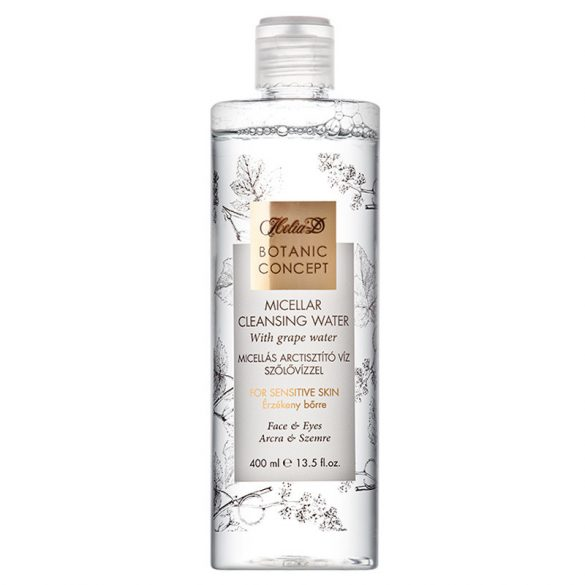 Helia-D Botanic Concept Micellar Cleansing Water with Grape Water 400 ml