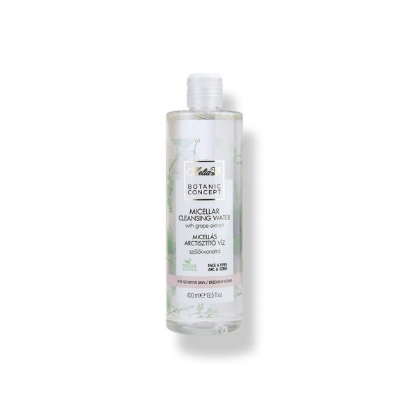 Helia-D Botanic Concept Micellar Cleansing Water With Grape Extract 400 ml