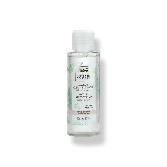 Helia-D Botanic Concept Micellar Cleansing Water With Grape Extract 110 ml