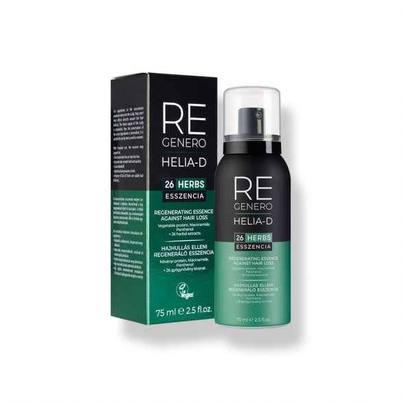 Helia-D Regenero Regenerating Essence Against Hair Loss 75 ml