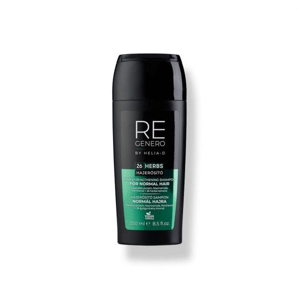 Helia-D Regenero Hair Strenghtening Shampoo For Normal Hair  250 ml