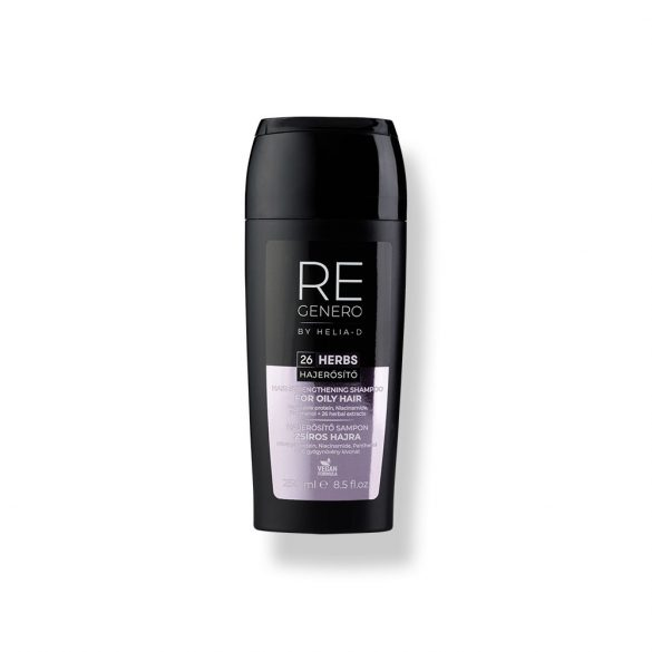 Helia-D Regenero Hair Strenghtening Shampoo For Oily Hair  250 ml