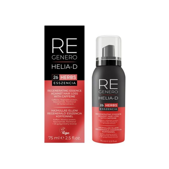 Helia-D Regenero Regenerating Essence Against Hair Loss With Caffeine 75 ml