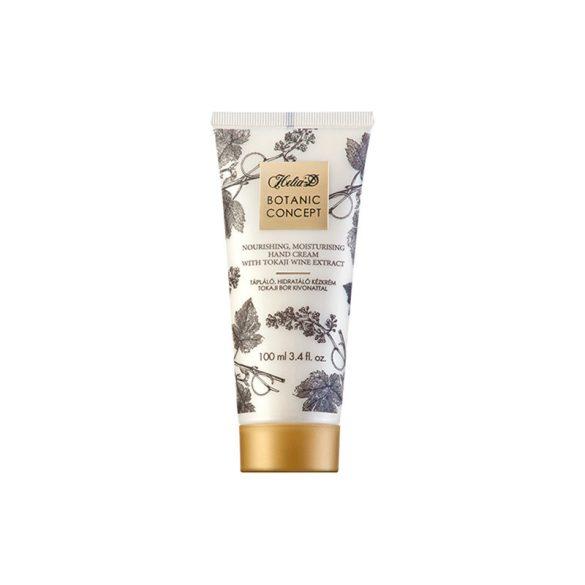 Helia-D Botanic Concept Nourishing, Moisturising Hand Cream with Tokaji Wine Extract 100 ml