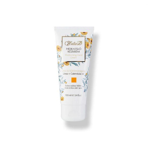 Helia-D Moisturizing Hand Cream with Urea and Calendula oil 100 ml