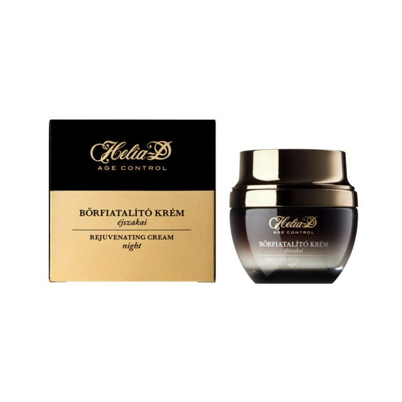Helia-D Age Control Rejuvenating Night Cream 50 ml