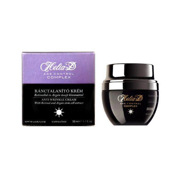 Helia-D Age Control Complex Anti-Wrinkle Day Cream 50 ml