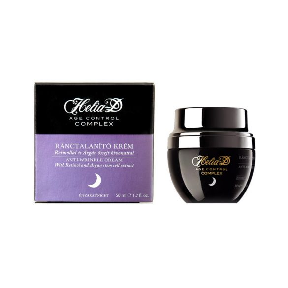 Helia-D Age Control Complex Anti-Wrinkle Night Cream 50 ml