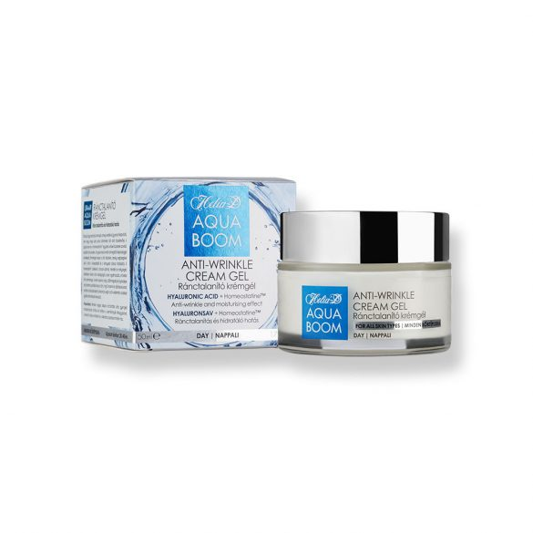 Helia-D Aquaboom Anti-wrinkle Cream Gel - Day