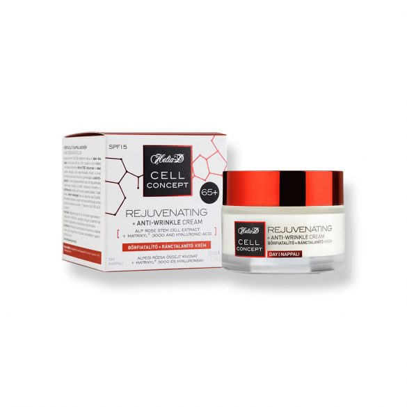 Helia-D Cell Concept Rejuvenating + Anti-wrinkle Day Cream 65+