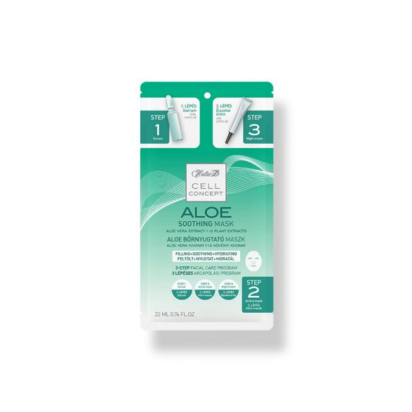 Helia-D Cell Concept Aloe soothing mask