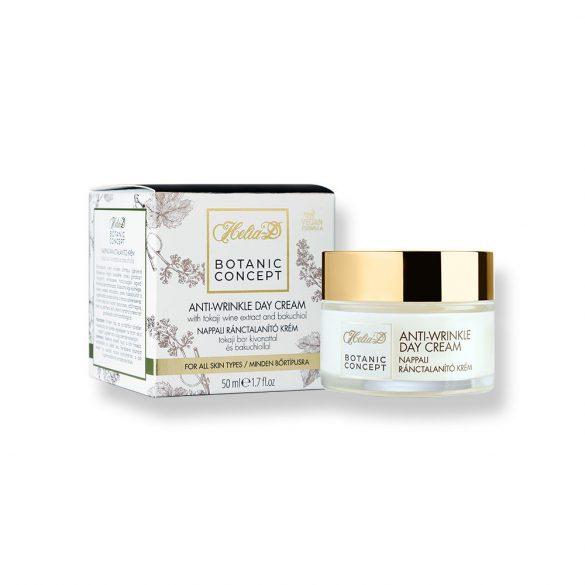 Helia-D Botanic Concept Anti-wrinkle Day Cream With Tokaji Wine Extract And Bakuchiol 50 ml