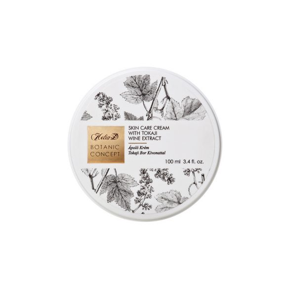Helia-D Botanic Concept Skin Care Cream with Tokaji Wine Extract 100 ml