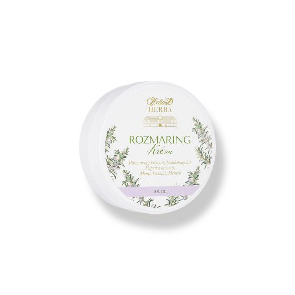 Helia-D Herba Rosemary Cream 100 ml