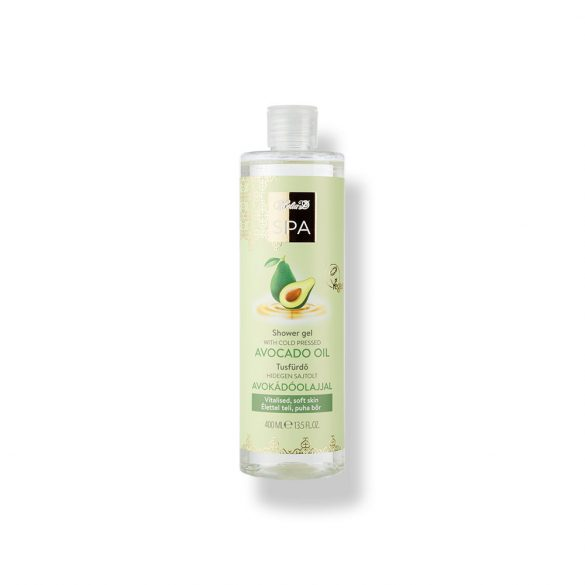 Helia-D SPA Shower Gel with Cold-pressed Avocado Oil