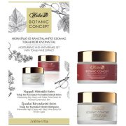 Helia-D Botanic Concept Moisturising and Anti-wrinkle Set with Tokaji Wine Extract