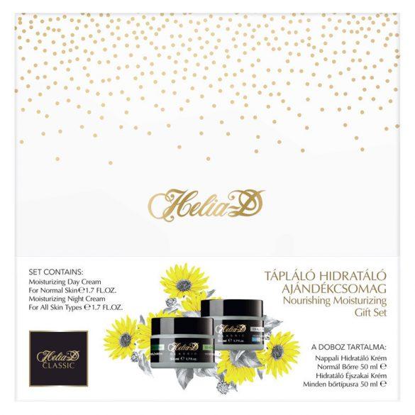 Helia-D Classic Nourishing Mositurizing Gift Set