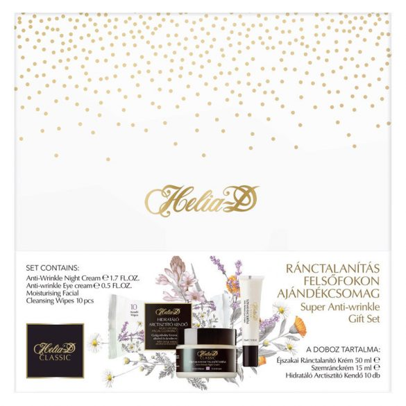 Helia-D Classic Super Anti-wrinkle Gift Set