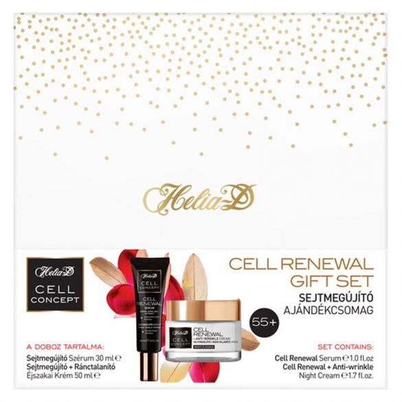 Helia-D Cell Concept Cell Renewal Gift Set 55+