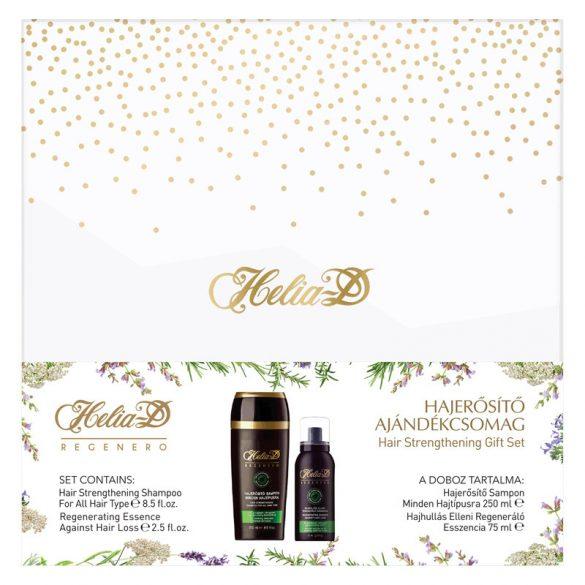 Helia-D Regenero Hair Strengthening Gift Set