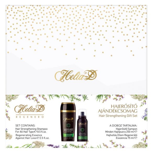 Helia-D Regenero Hair Strengthening Gift Set