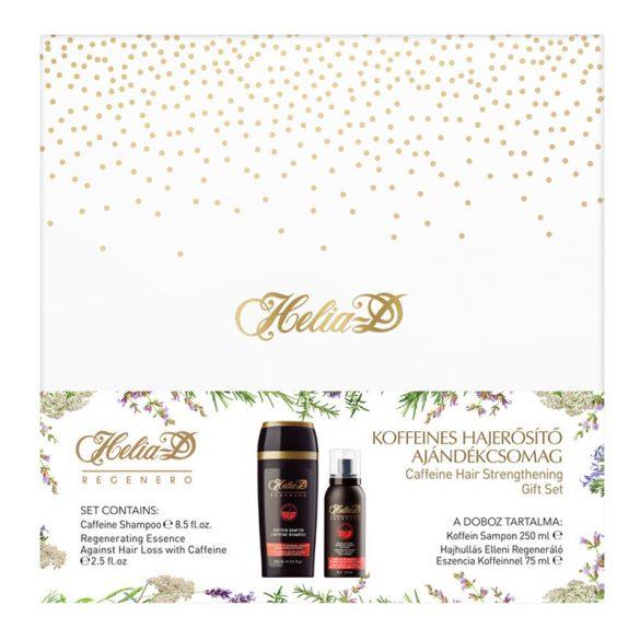 Helia-D Regenero Caffeine Hair Strengthening Gift Set