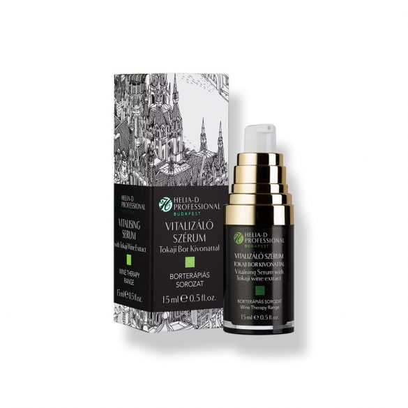 Helia-D Professional Vitalising Serum with Tokaji Wine Extract