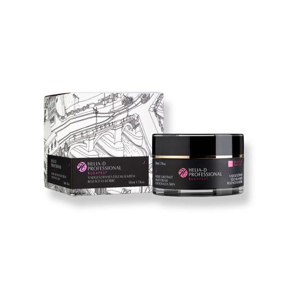 Helia-D Professional Horse Chestnut Night Cream for Rosacea Skin