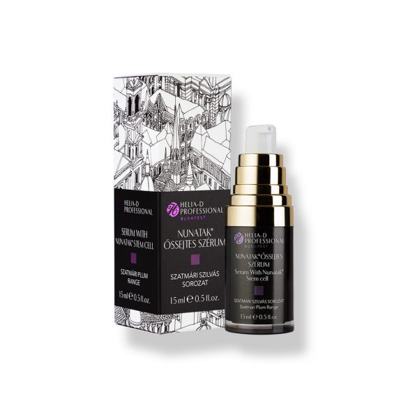 Helia-D Professional Szatmári Plum Serum with Nunatak® Stem Cell