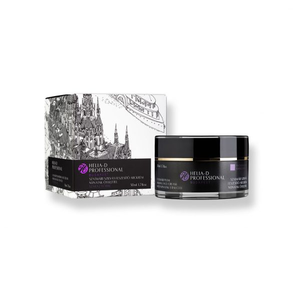 Helia-D Professional Szatmári Plum Firming Face Cream with Nunatak Stem Cell for Dry Skin