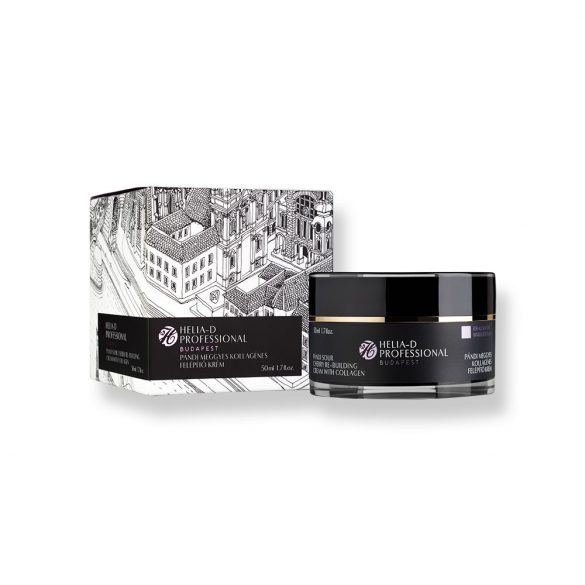 Helia-D Professional Pándi Sour Cherry Re-building Cream with Collagen