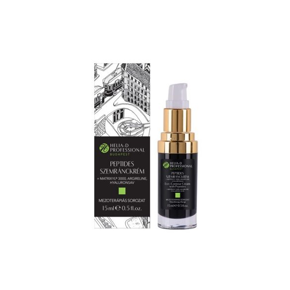 Helia-D Professional Budapest Eye-contour Cream With Peptides