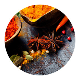 Helia-D Professional Spice range